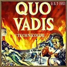 Quo Vadis? (Colonna Sonora) - CD Audio