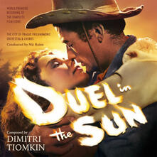 Duel in the Sun (Colonna Sonora) - CD Audio