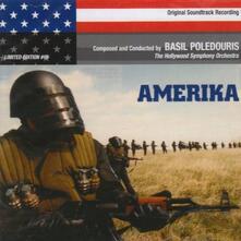 Amerika - CD Audio di Basil Poledouris
