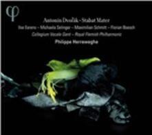 Stabat Mater - CD Audio di Antonin Dvorak,Philippe Herreweghe,Collegium Vocale Gent
