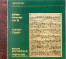 Corali di Lipsia BVW651-668 - CD Audio di Johann Sebastian Bach