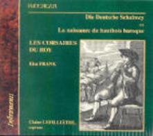 La nascita dell'oboe barocco - CD Audio