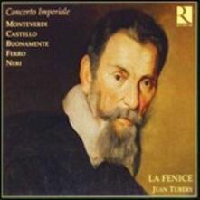 Concerto Imperiale - CD Audio di La Fenice,Jean Tubery