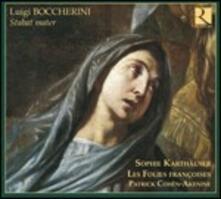 Stabat Mater - Quartetto op.24 n.6 - CD Audio di Luigi Boccherini