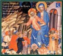 Llibre Vermell. Il libro vermiglio dell'abbazia di Montserrat - CD Audio