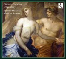 L'Euridice - CD Audio di Giulio Caccini,Scherzi Musicali,Nicolas Achten