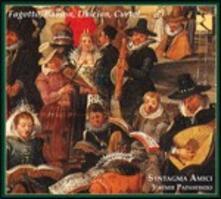 Fagotto, Basson, Dulcian, Curtal - CD Audio di Syntagma Amici