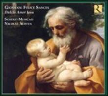 Dulcis Amor Iesu - CD Audio di Giovanni Felice Sances