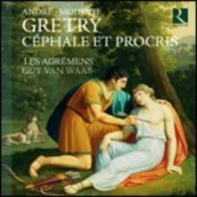 Céphale et Procris - CD Audio di André Modeste Grétry