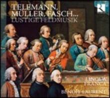 Lustige Feldmusik - CD Audio di Lingua Franca