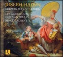Parigi ai tempi del Concert Spirituel vol.7 - CD Audio di Franz Joseph Haydn,Ludwig August Lebrun