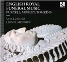 English Funeral March - CD Audio