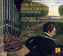 Musica per organo - CD Audio di Girolamo Frescobaldi