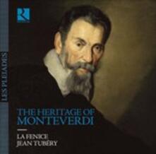 L'eredità di Monteverdi - CD Audio di La Fenice