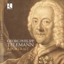 Un ritratto - CD Audio di Georg Philipp Telemann