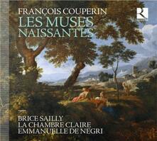 Les Muses Naissantes - CD Audio di François Couperin