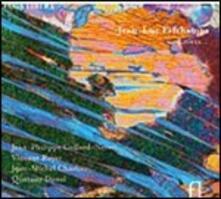 ...Lignes... - CD Audio di Jean-Luc Fafchamps