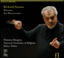 Burleske - Vita d'eroe (Ein Heldenleben) - CD Audio di Richard Strauss,Walter Weller