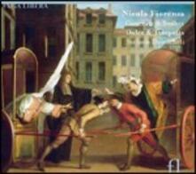 Concerti - Sonate - CD Audio di Nicola Fiorenza,Dolce & Tempesta,Stefano Demichelli