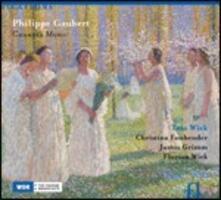 Musica da camera - CD Audio di Philippe Gaubert,Trio Wiek