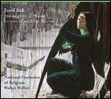 Sinfonia n.2 - CD Audio di Josef Suk,Walter Weller,Orchestra Nazionale del Belgio