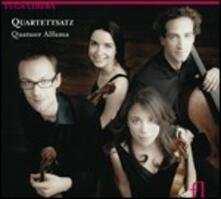 Quartettsatz - CD Audio di Quatuor Alfama