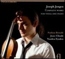Musica per viola e pianoforte - CD Audio di Joseph Jongen
