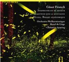 Musica orchestrale - CD Audio di César Franck