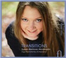 Transitions - CD Audio di Olga Pashchenko