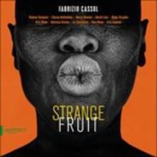 Strange Fruit - CD Audio di Fabrizio Cassol