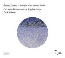 Musica Orchestrale completa - CD Audio di Gabriel Eduard Dupont