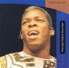 Afo - CD Audio di Mamady Keita