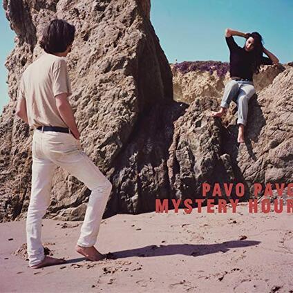 Mystery Hour - Vinile LP di Pavo Pavo
