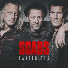Favourites - CD Audio di Scabs