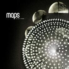 We Can Create (Green Coloured Vinyl) - Vinile LP di Maps