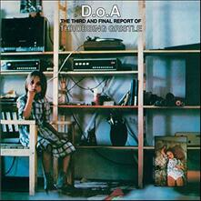 D.O.A. The Third and Final Report of Throbbing Gristle (Green Coloured Vinyl) - Vinile LP di Throbbing Gristle