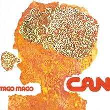 Tago Mago (Orange Coloured Vinyl) - Vinile LP di Can