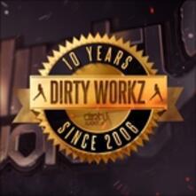 10 Years Dirty Workz - CD Audio