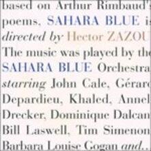 Sahara Blue - CD Audio di Hector Zazou