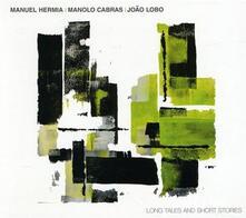 Long Tales and Short - CD Audio di Manuel Hermia