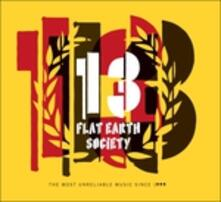 13 - CD Audio di Flat Earth Society
