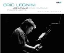 Rhythm Spheres - CD Audio di Eric Legnini