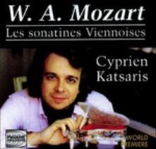 Viennese Sonatinas - CD Audio di Wolfgang Amadeus Mozart