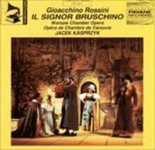 Il signor Bruschino - CD Audio di Gioachino Rossini