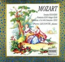 Sonate K283 - 332 - CD Audio di Wolfgang Amadeus Mozart