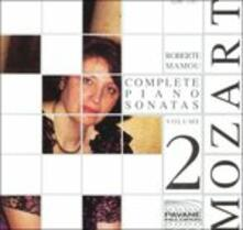 Sonate per Pianoforte vol.2 - CD Audio di Wolfgang Amadeus Mozart