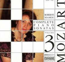 Sonate per Pianoforte vol.3 - CD Audio di Wolfgang Amadeus Mozart