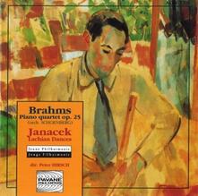 Quartetto con Pianoforte op.25 - CD Audio di Johannes Brahms