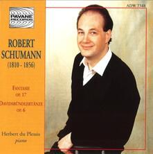 Fantaise op.17 - CD Audio di Robert Schumann