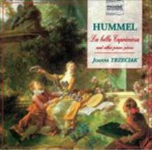 La Bella Capricciosa - CD Audio di Johann Nepomuk Hummel